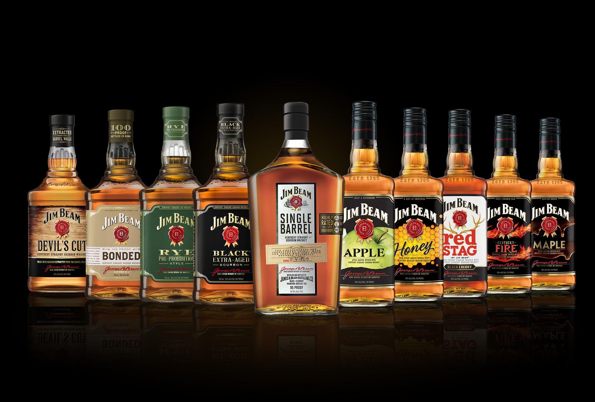 Jim Beam Whiskey Amp Bourbon Buy Online Or Send As A