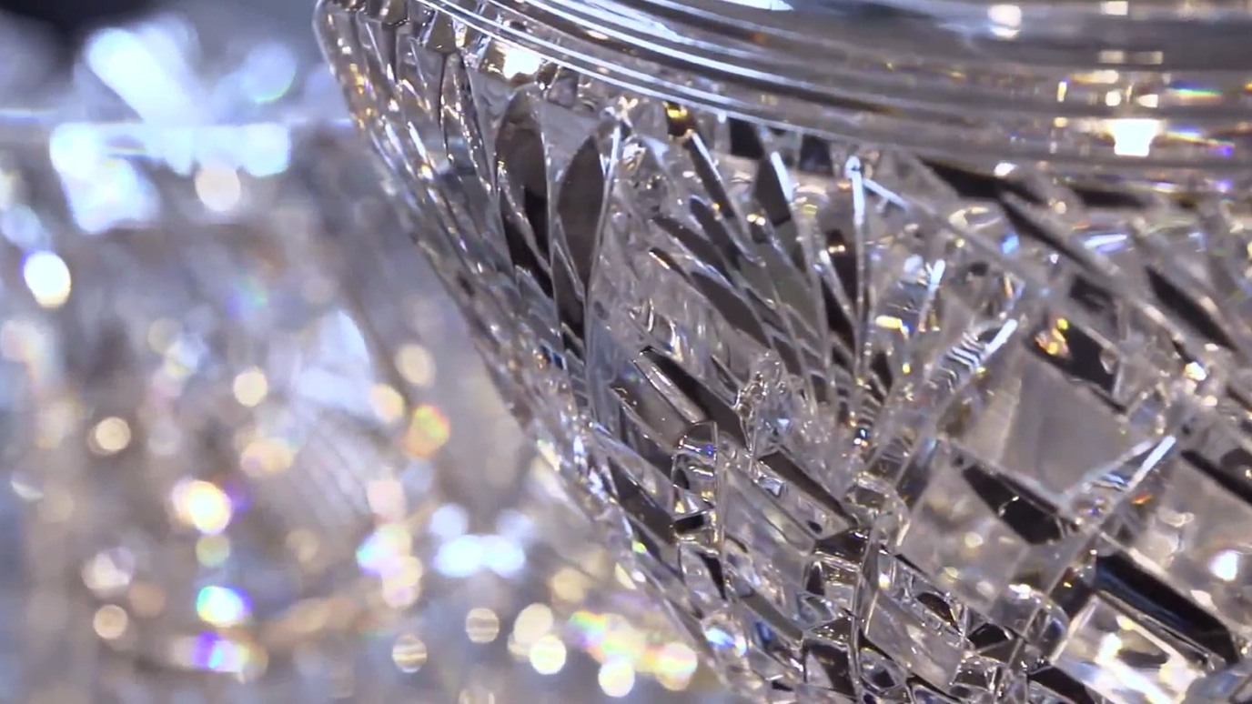 Waterford Crystal Video