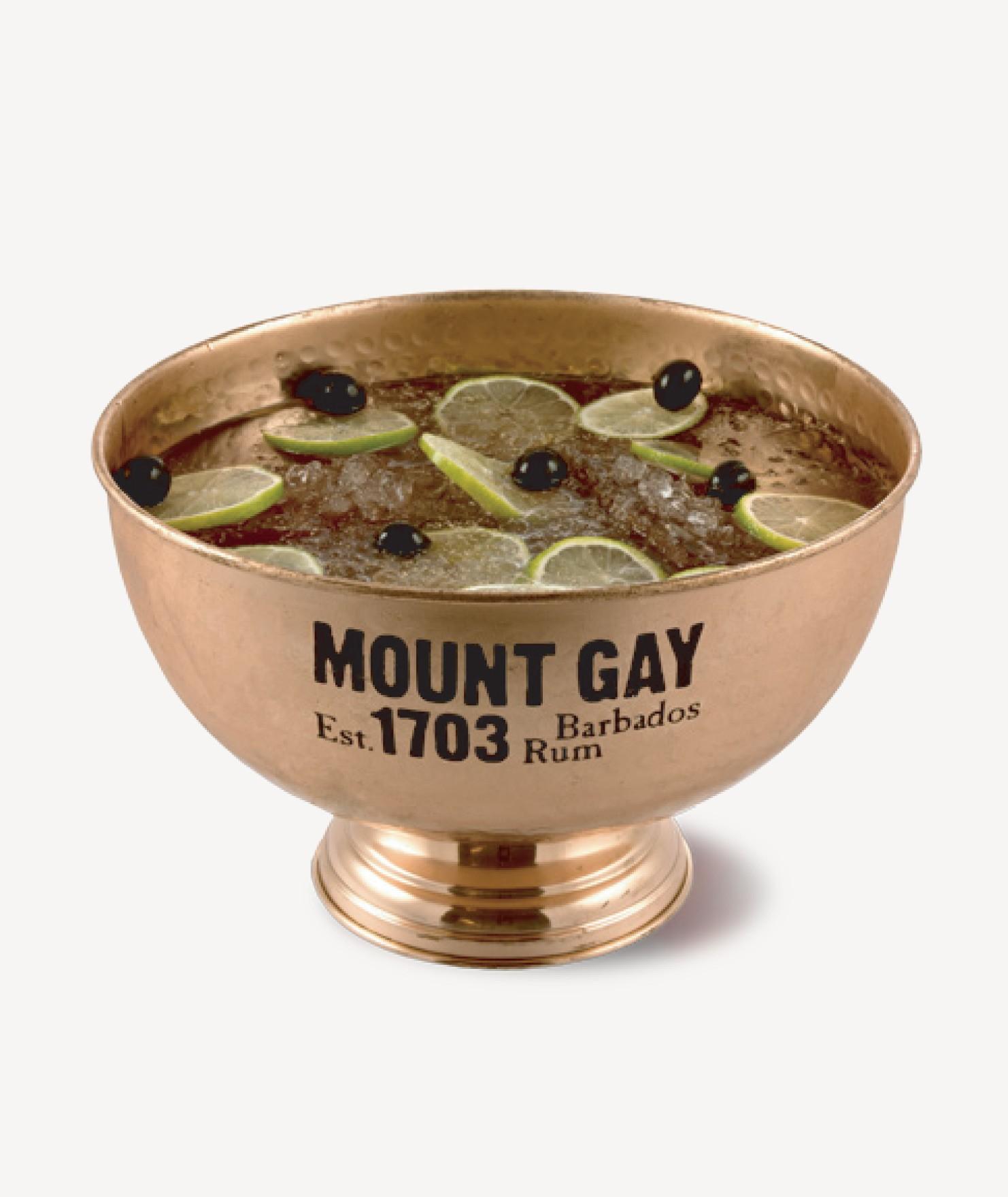 from Julian mount gay rum punch