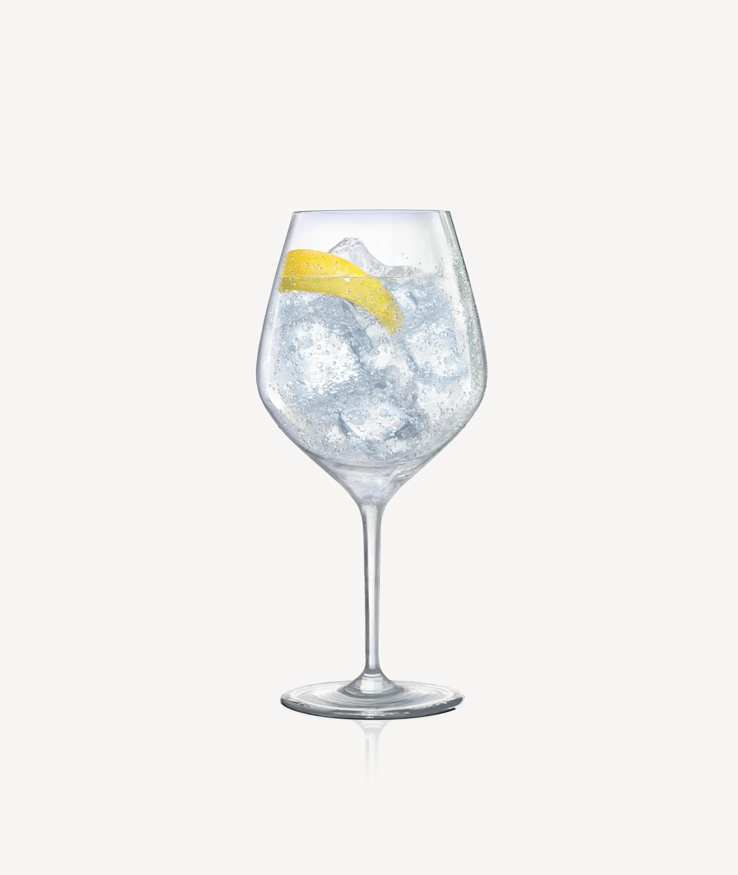 NOLET'S Silver Gin + Soda Photo