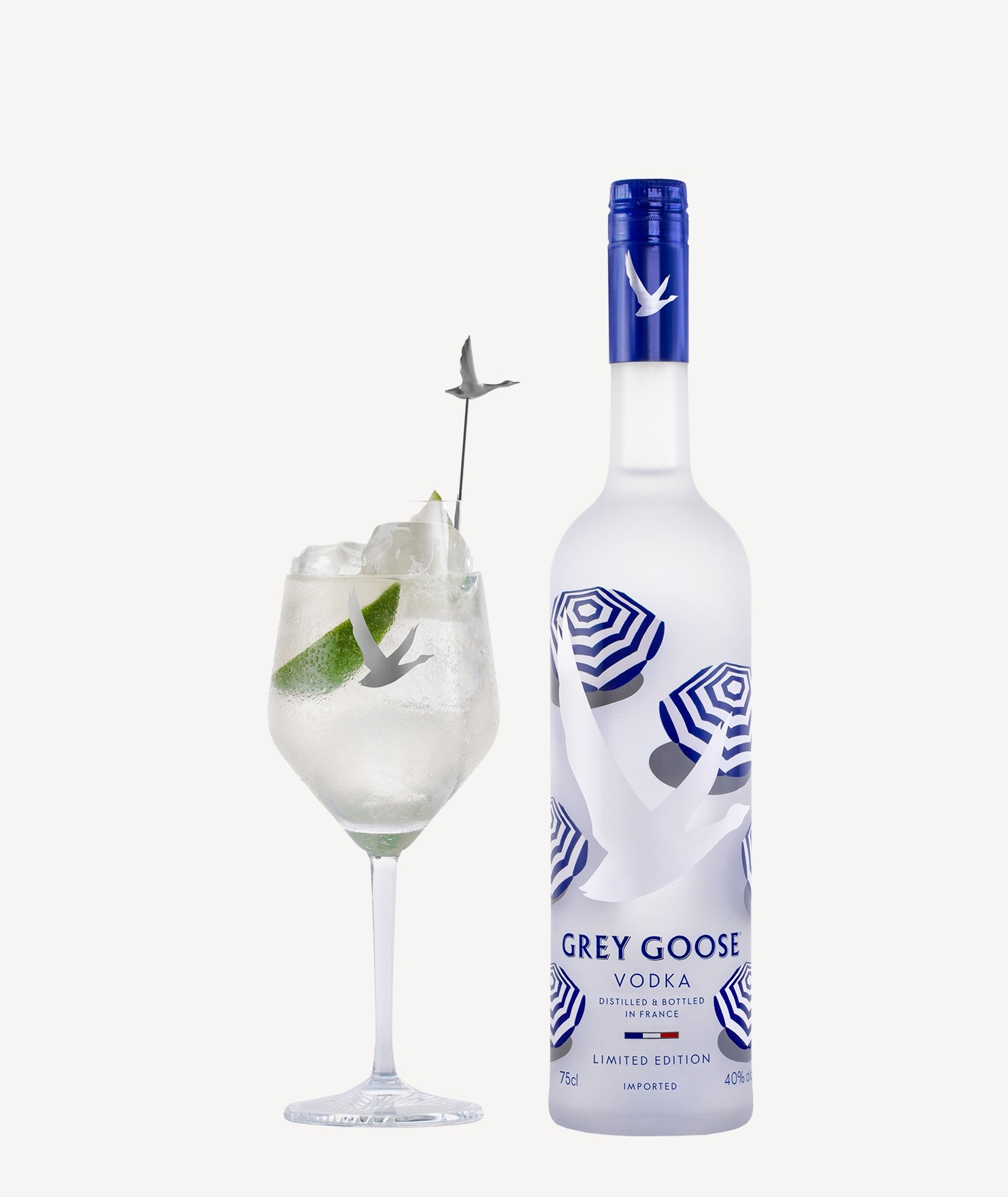 Grey Goose Le Grand Fizz Photo