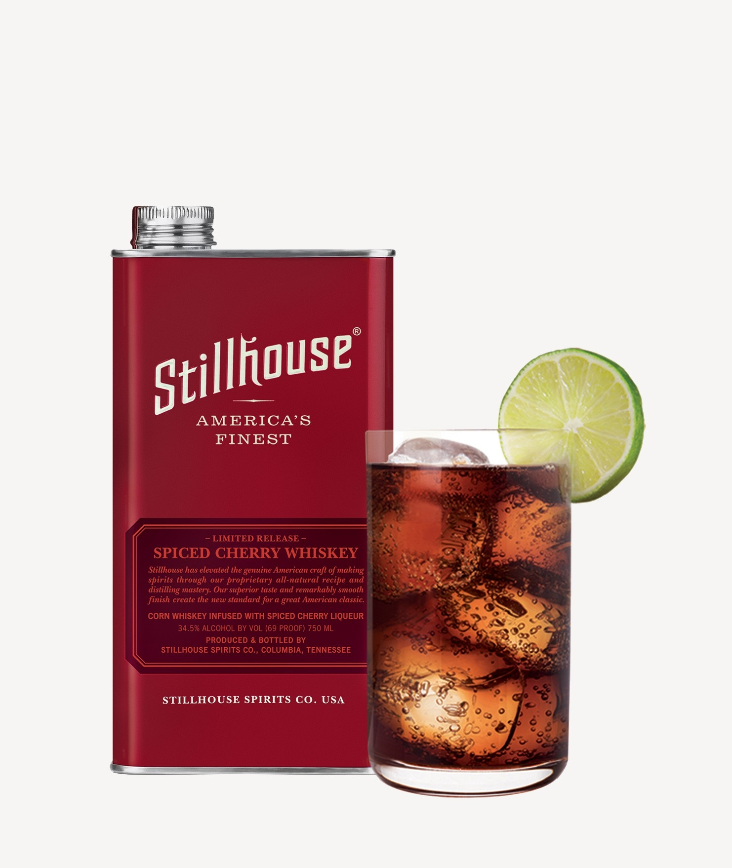 Stillhouse Spiced Cherry Cola Photo