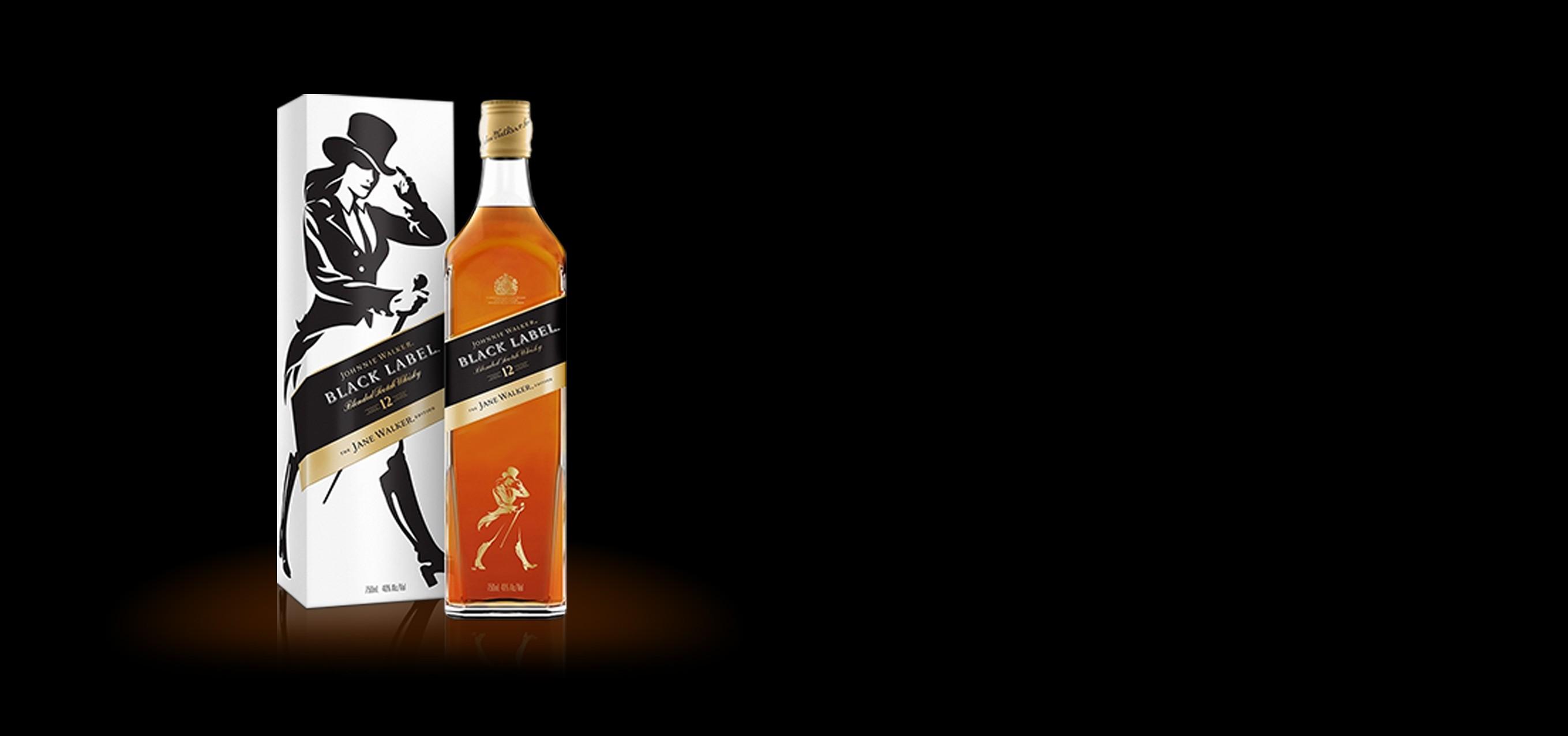 Johnnie Walker Black Label - The Jane Walker Edition