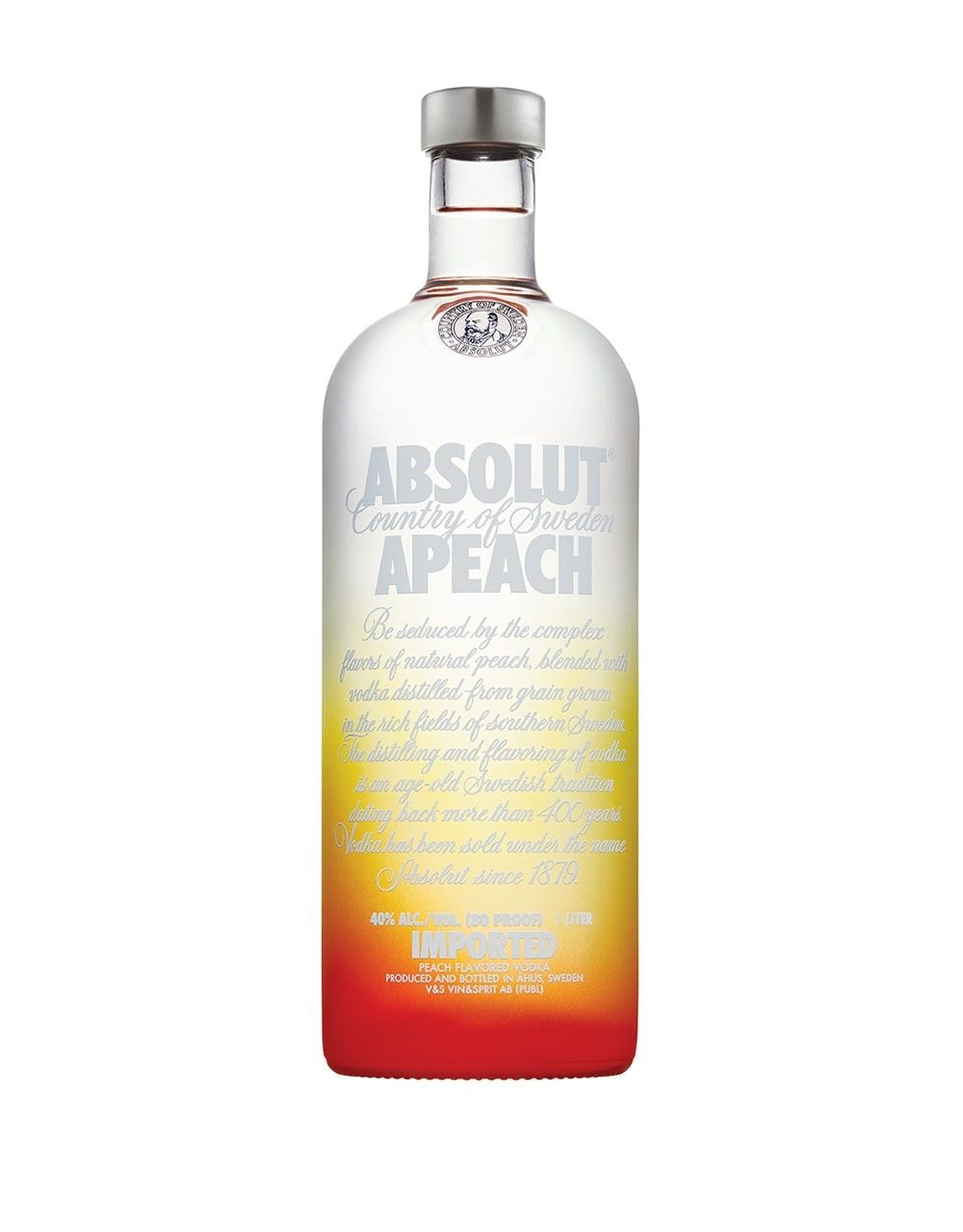 Absolut Vodka Peach