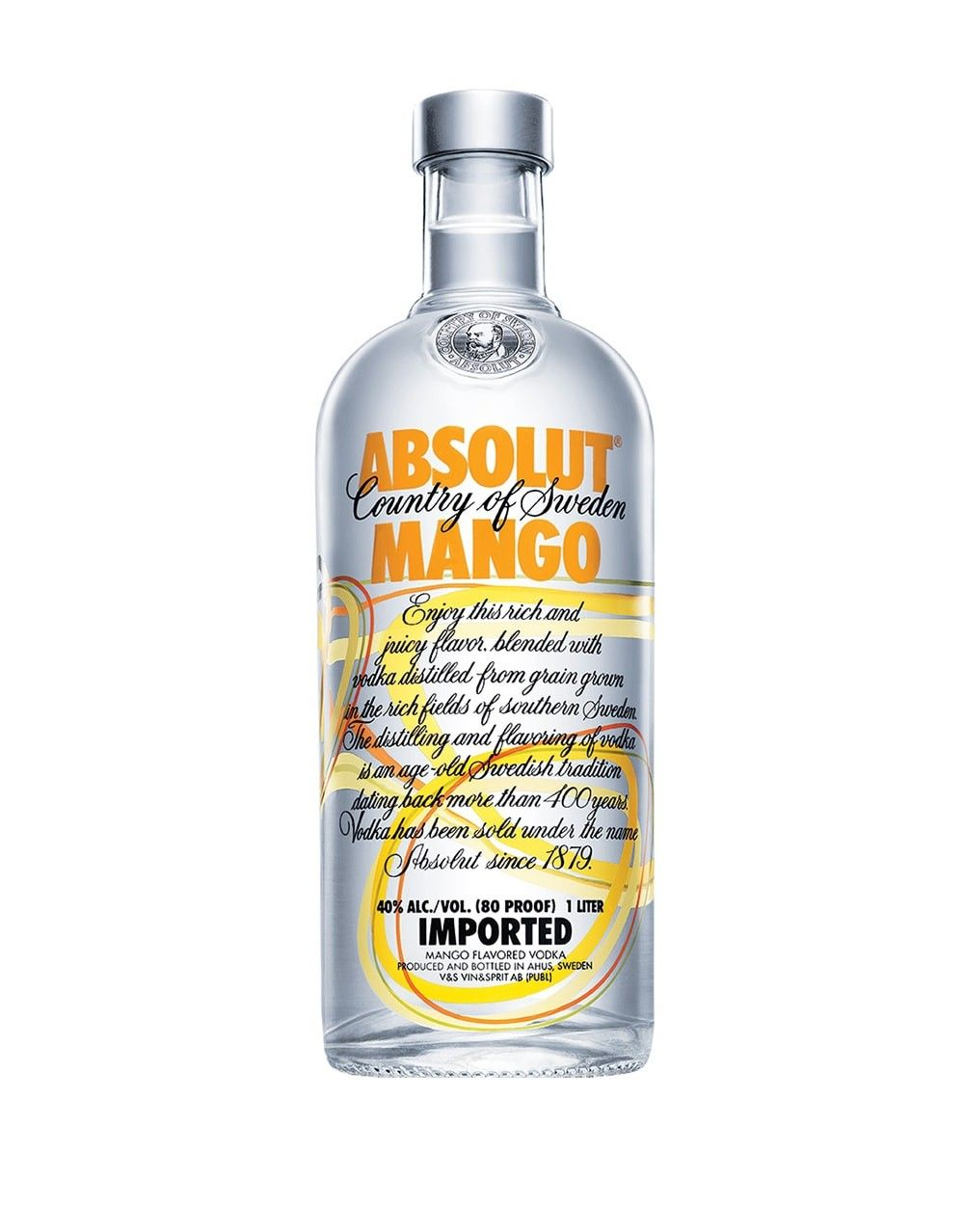 Absolut Mango Vodka Buy Online Or Send As A Gift