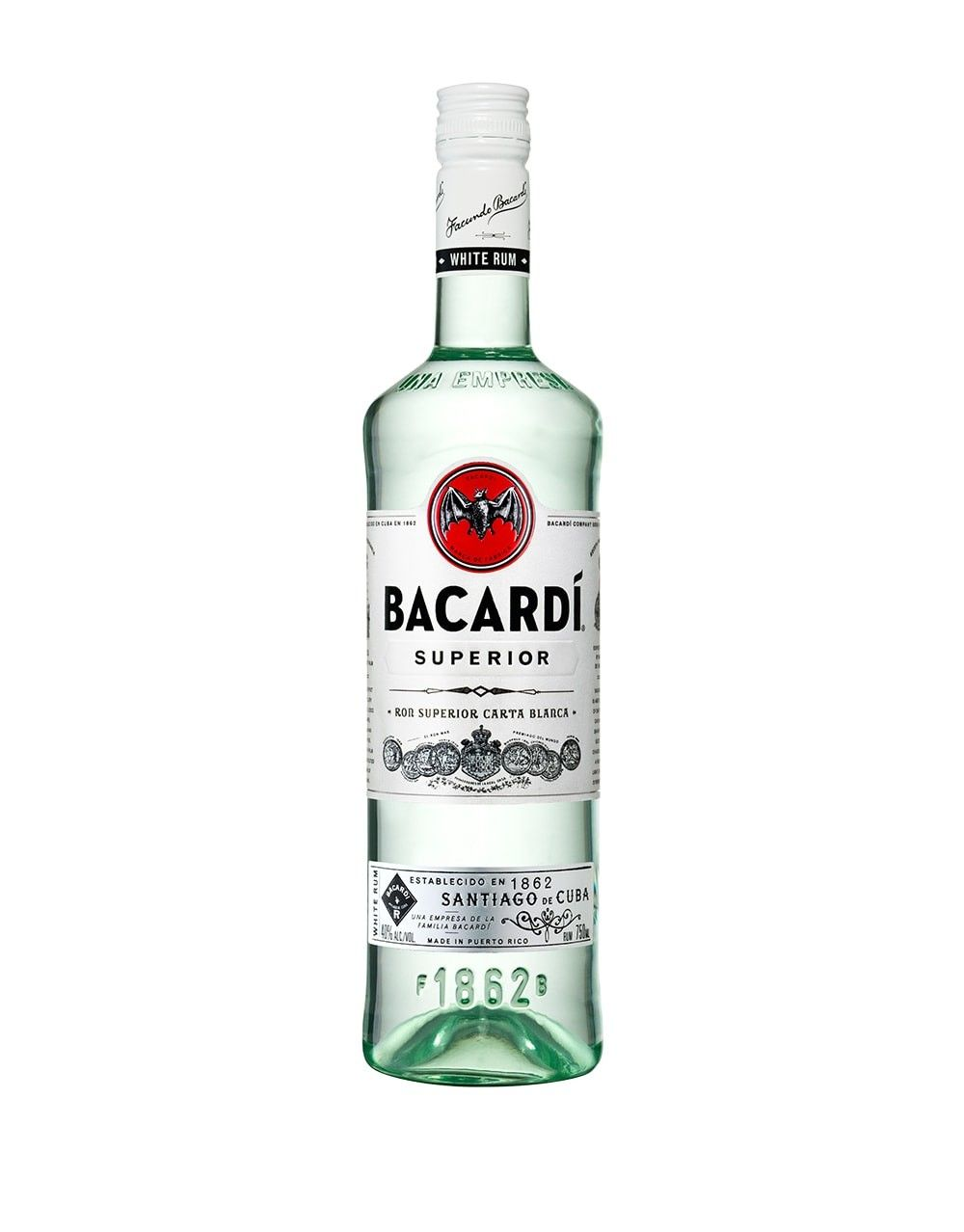 Bacardí Superior Rum | Buy Online or Send as a Gift ...