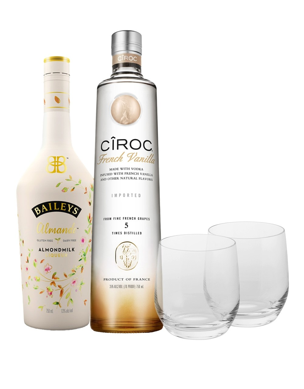 CÎROC French Vanilla Iced Coffee Cocktail Gift Set | Buy Online or Send as a Gift | ReserveBar