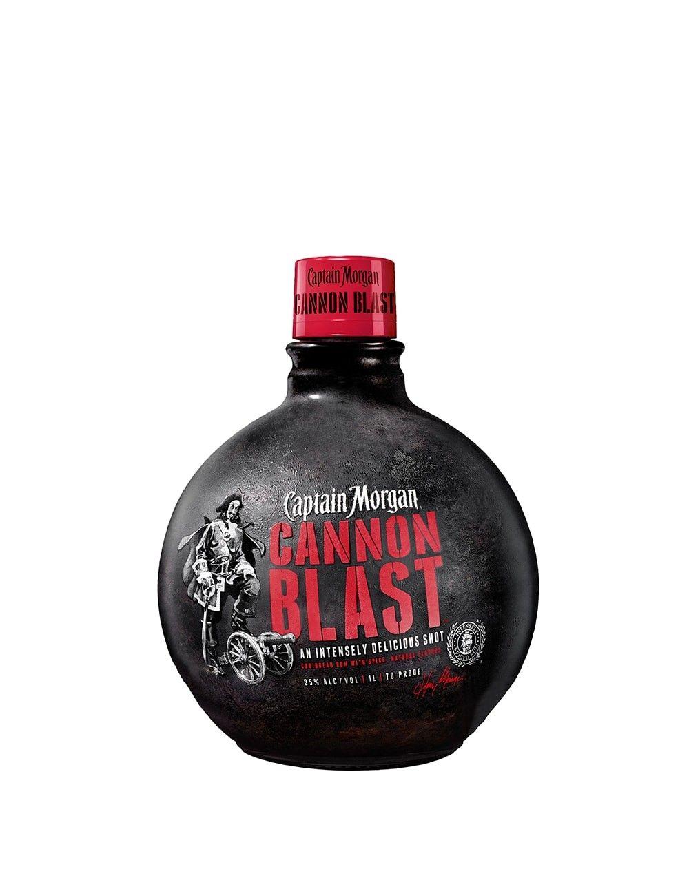 Captain Morgan Cannon Blast Rum Buy Online Or Send As A