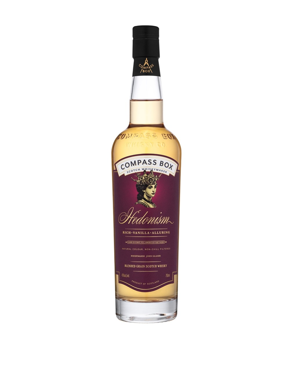 Compass Box Hedonism Buy Online Or Send As A Gift Reservebar