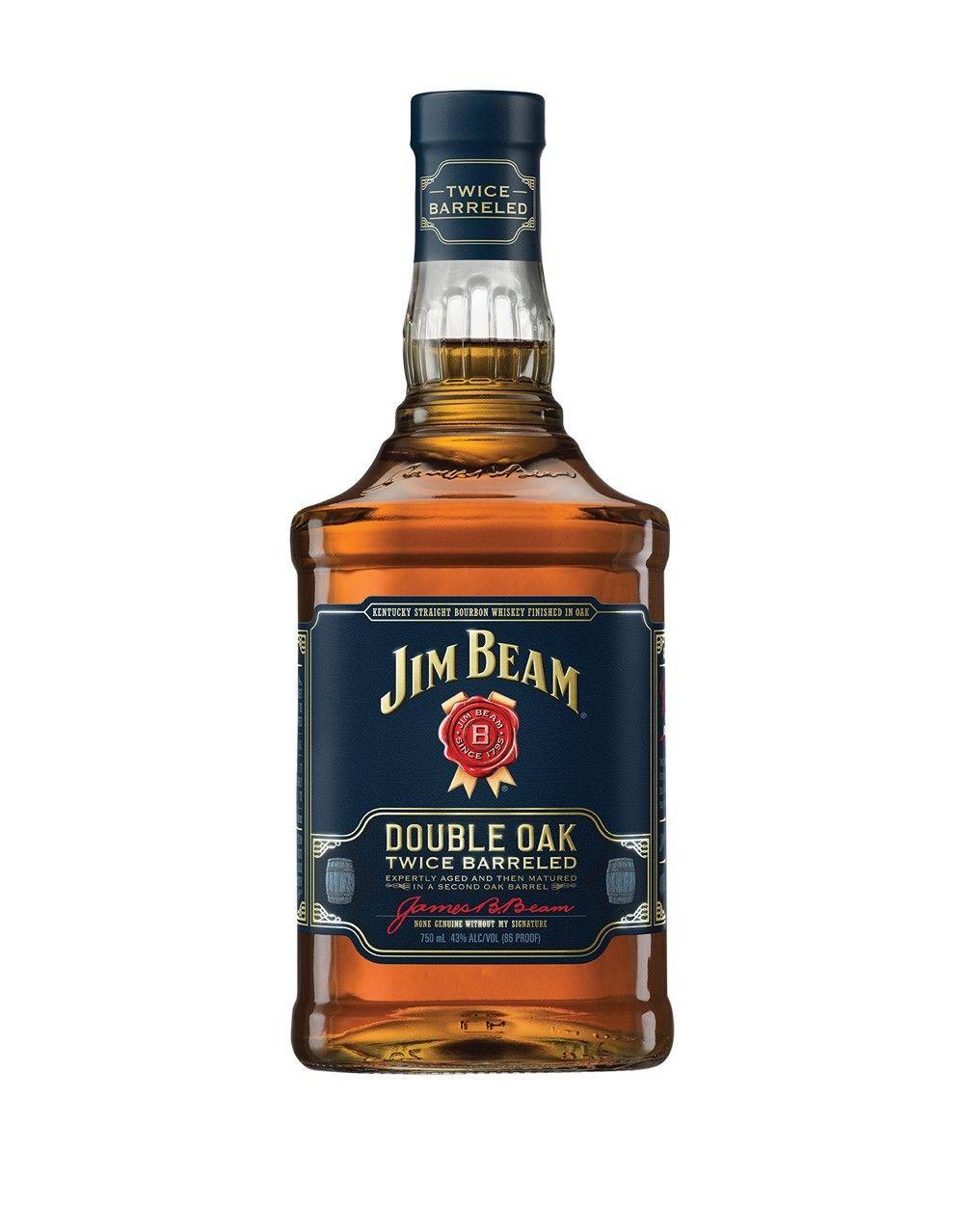 Jim Beam Double Oak Bourbon Whiskey Buy Online Or Send