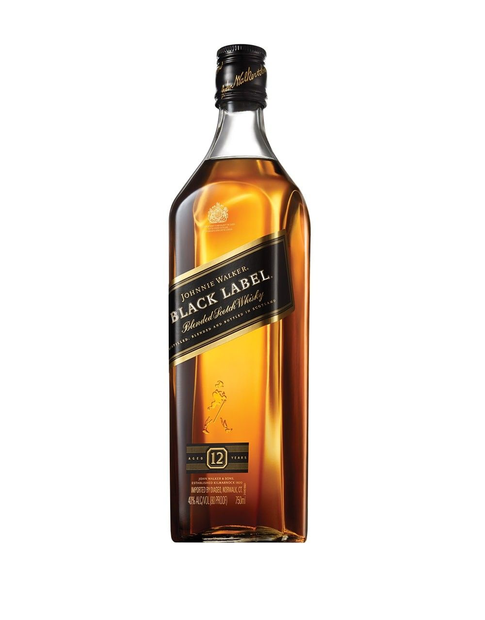 Johnnie Walker Black Label 174 Scotch Whisky Buy Online Or