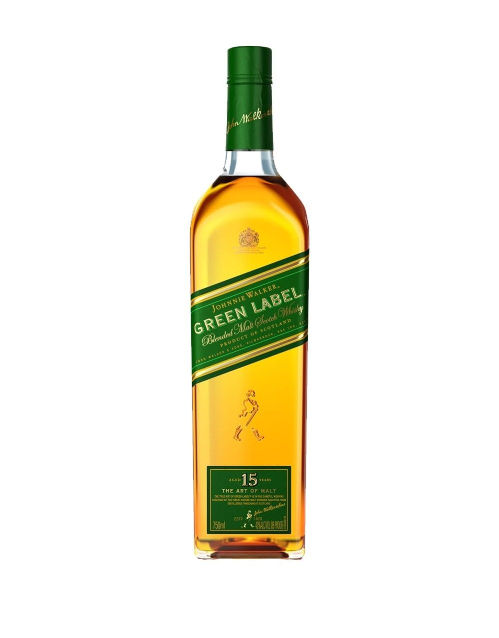 Johnnie Walker Green Label Scotch Whisky Buy Online Or