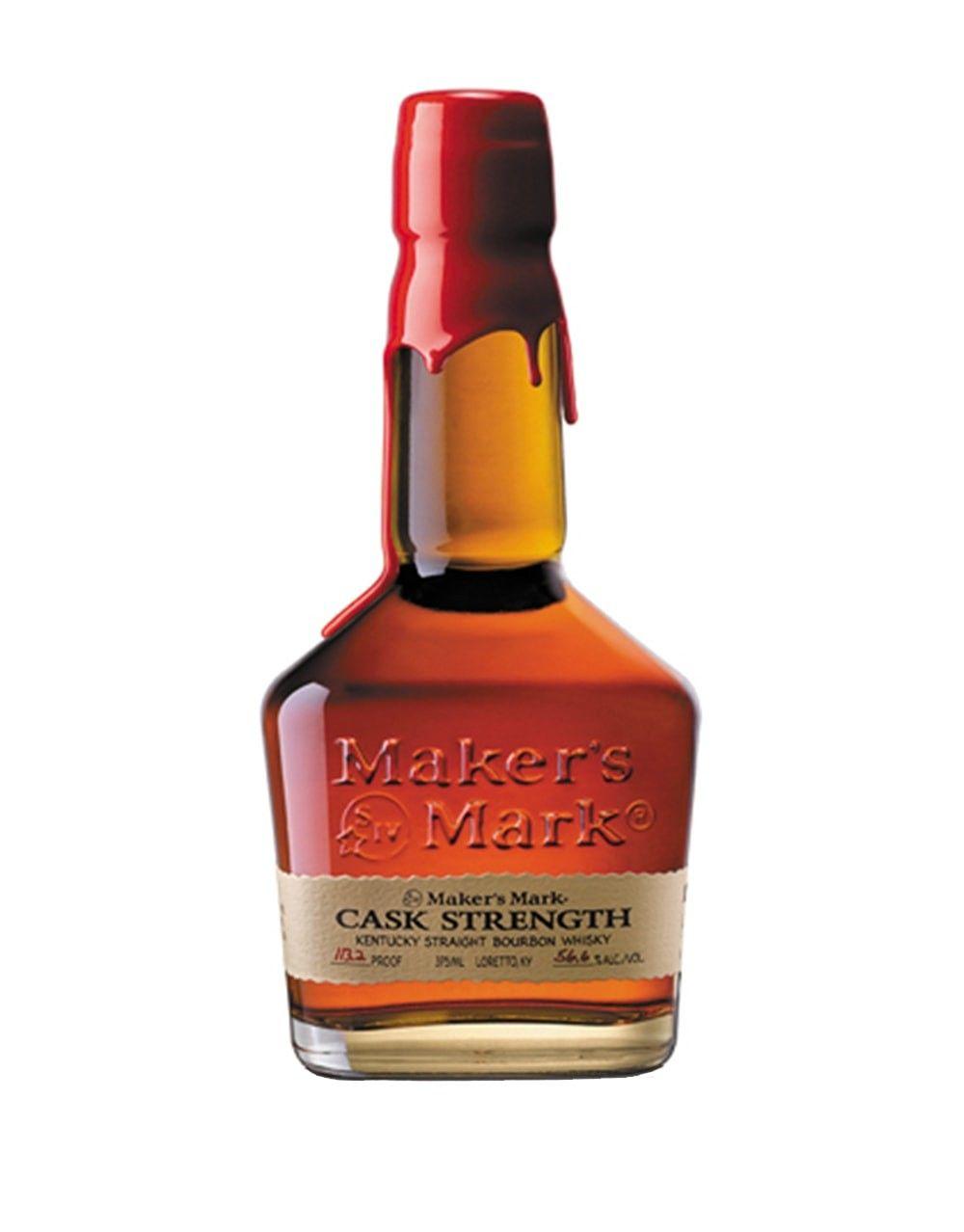 Maker S Mark 174 Cask Strength Bourbon 375ml Buy Online