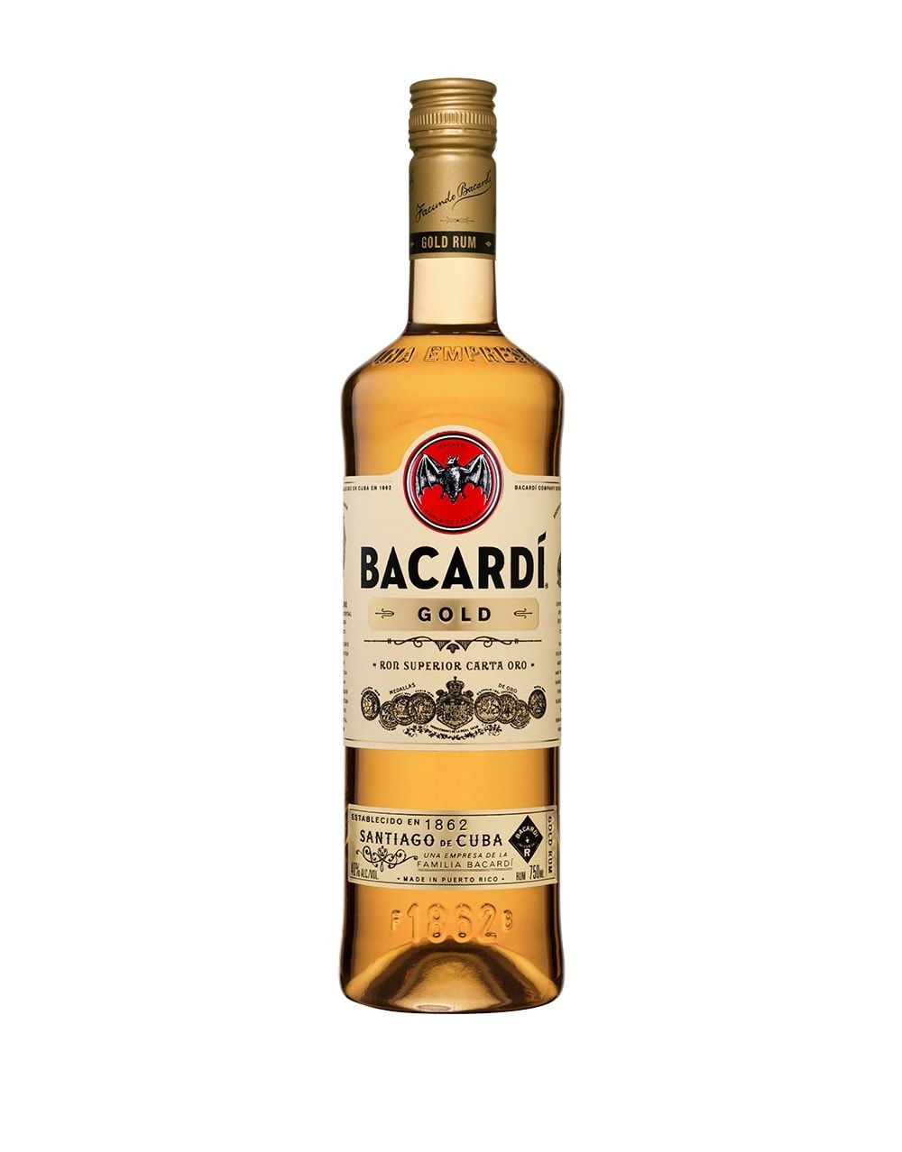 Bacard 237 Gold Rum Buy Online Or Send As A Gift Reservebar