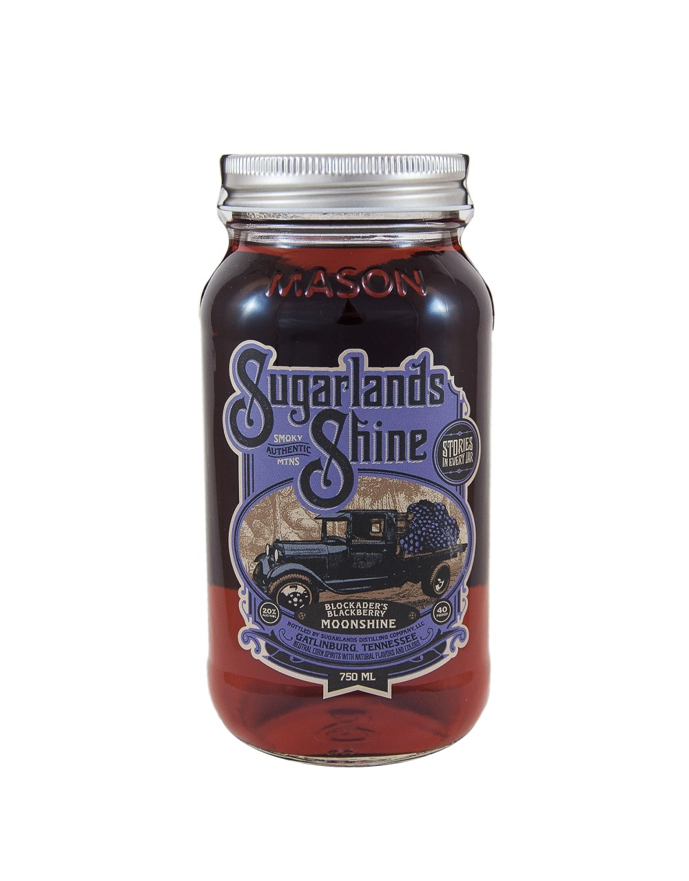 Sugarlands Blockader's Blackberry Moonshine