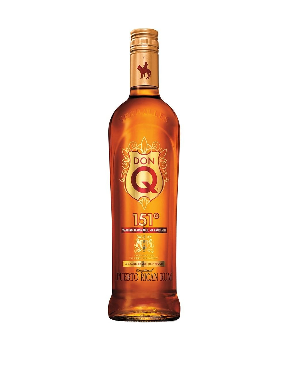 Don Q 151 Rum Buy Online Or Send As A Gift Reservebar