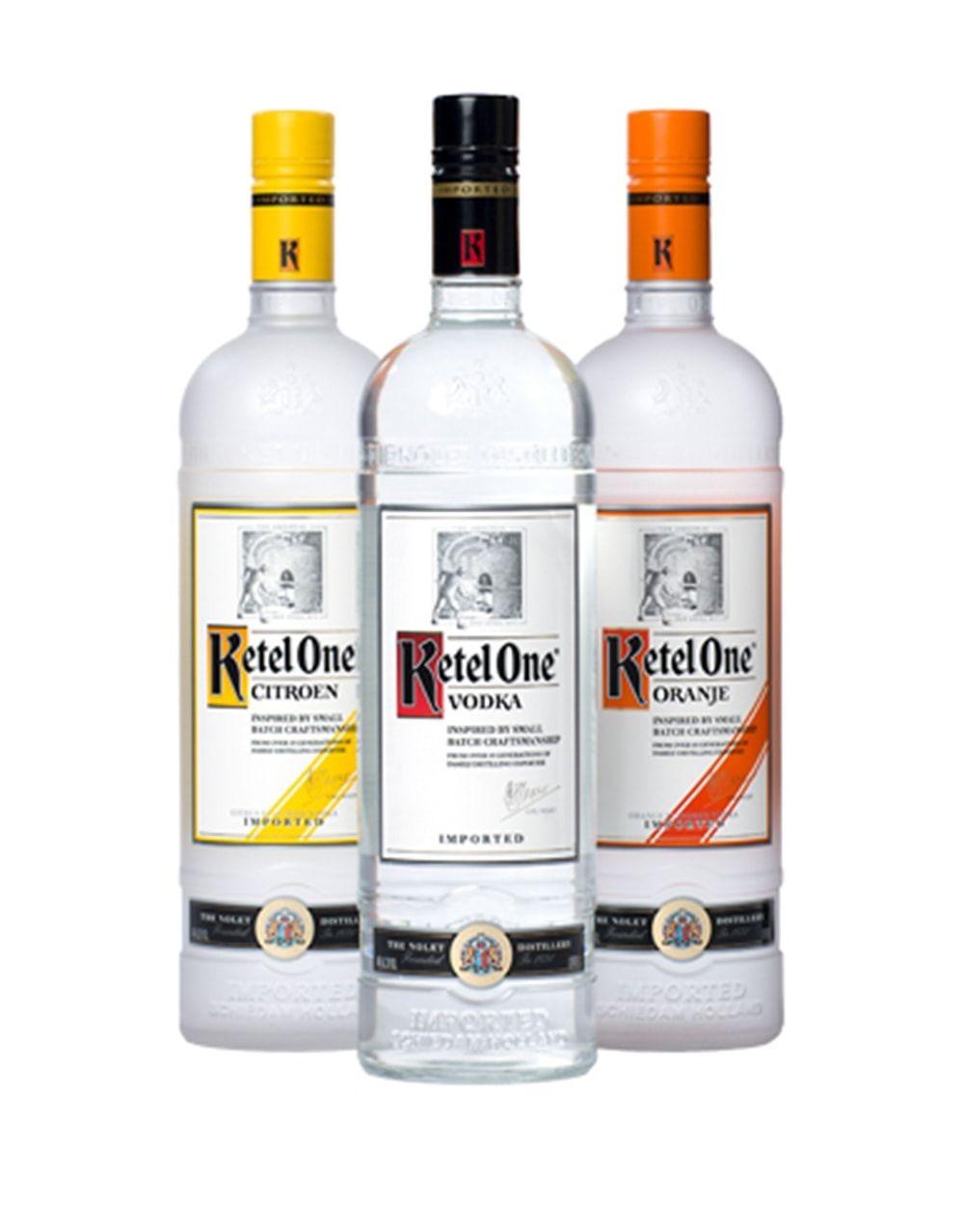 ketel one vodka collection 3 bottles buy online or send as a gift reservebar. Black Bedroom Furniture Sets. Home Design Ideas