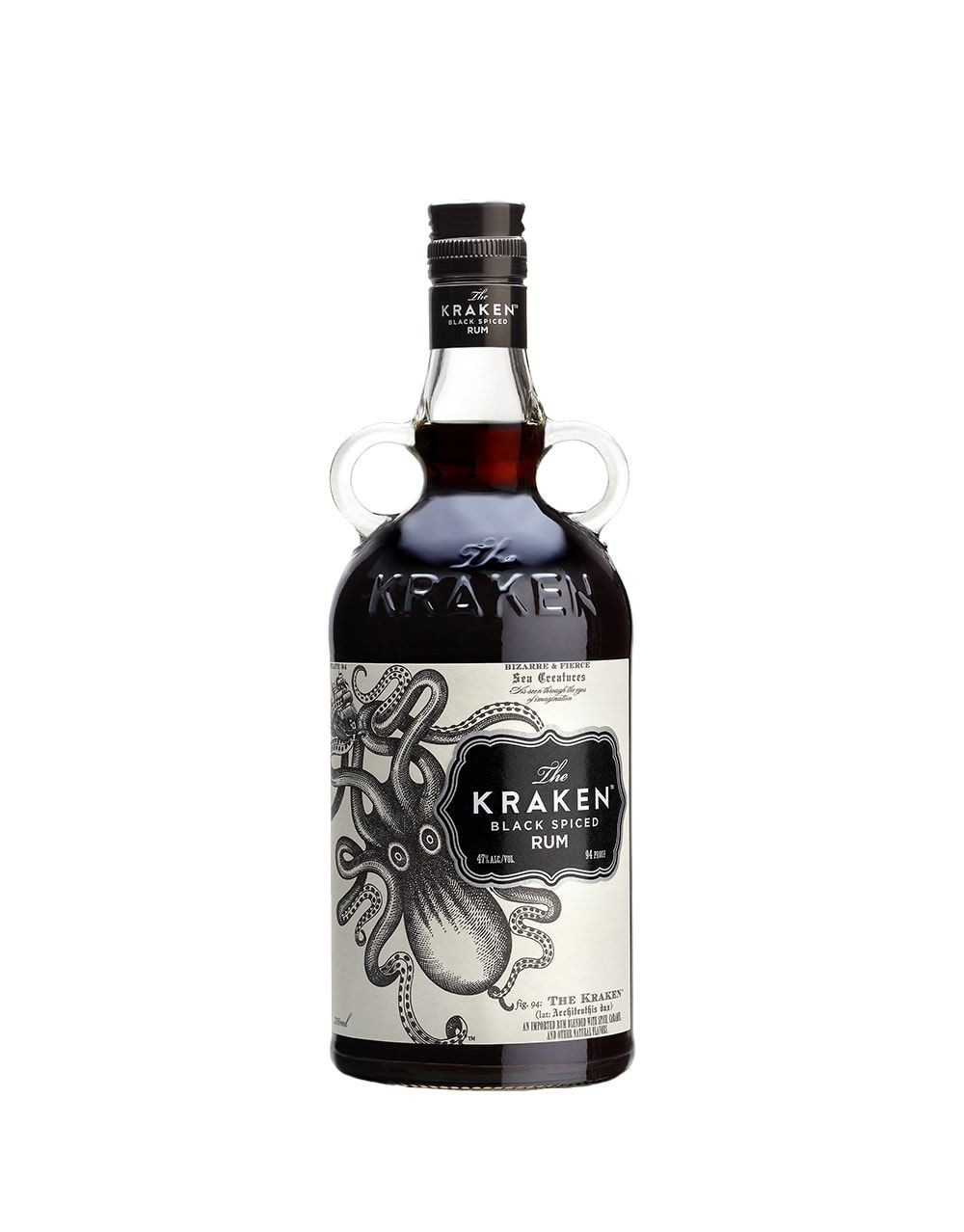 The kraken black spiced rum buy online or send as a - Kraken rum pictures ...