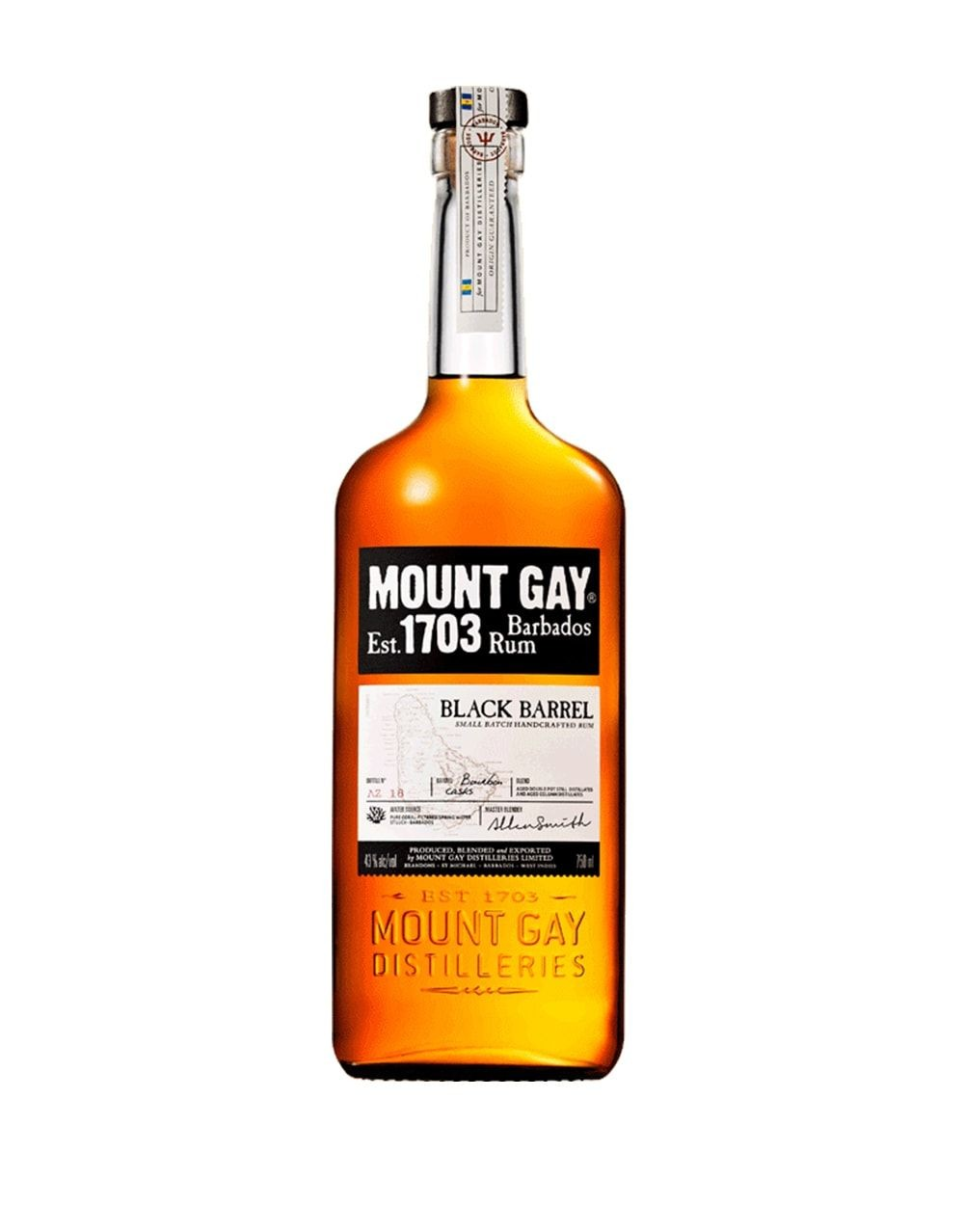 Mount gay vanilla rum