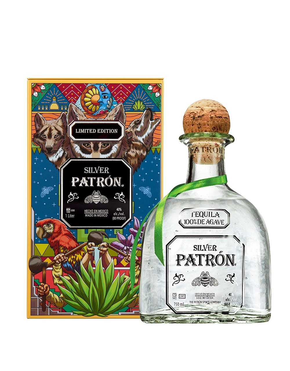 Patron Limited Edition 2018 Mexican Heritage Tin Buy