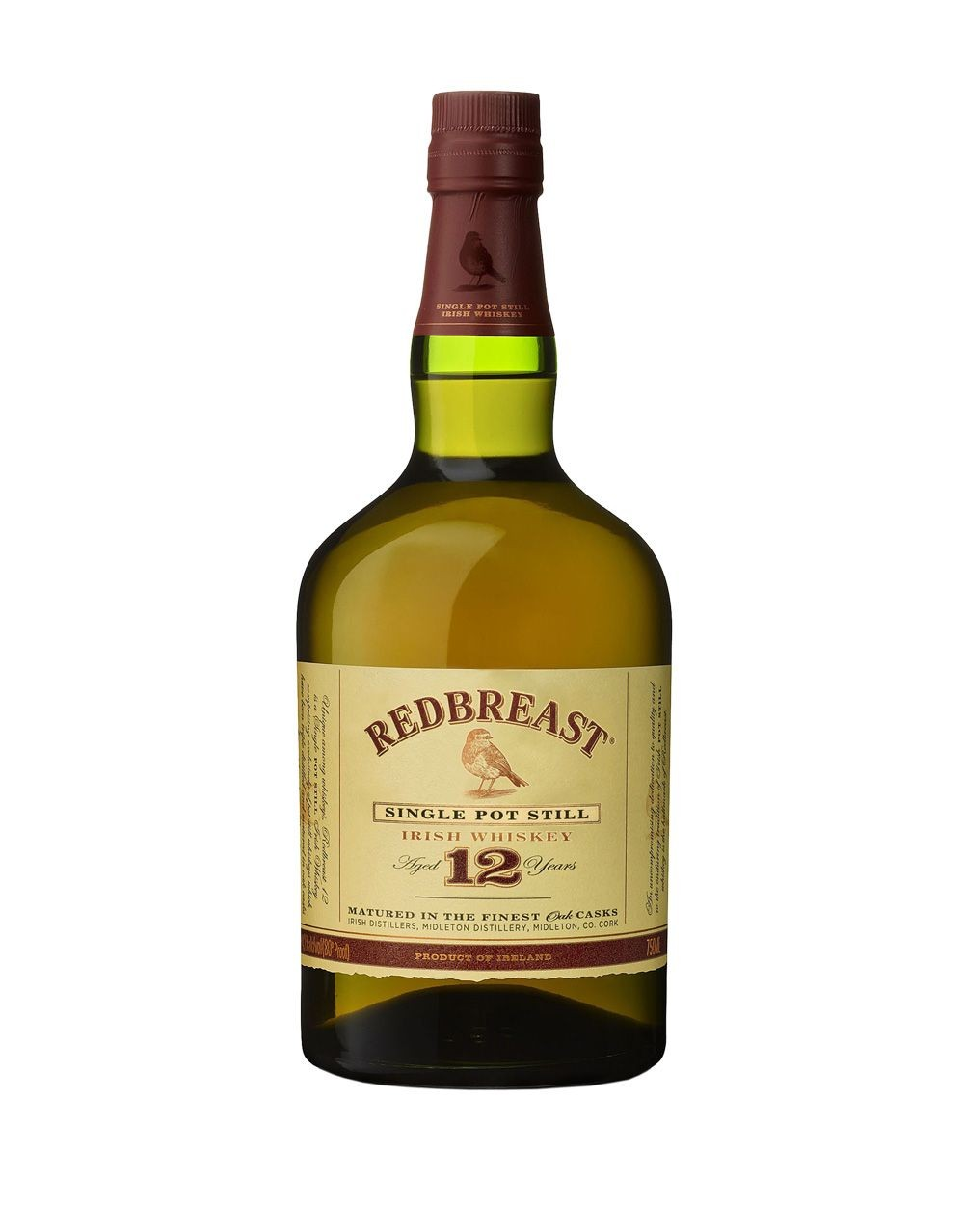whiskey Red breast