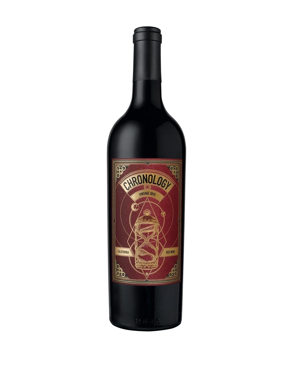 Secret Indulgence 2015 Chronology Red Wine California