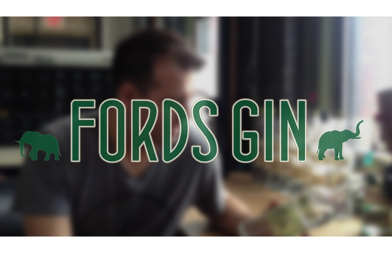 Simon Ford speaks on Fords Gin