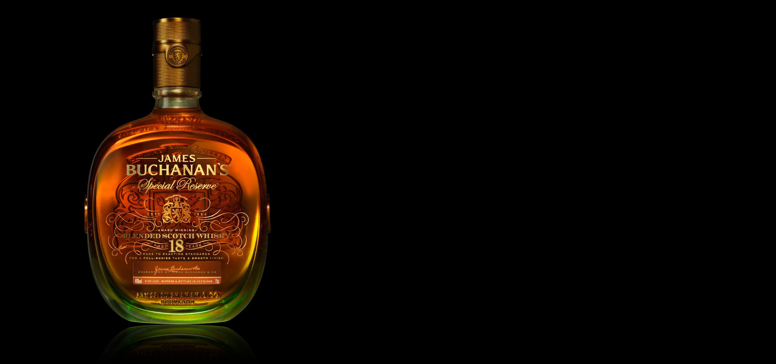 Buchanans 18 Year Special Reserve Buy Online Or Send As A Gift