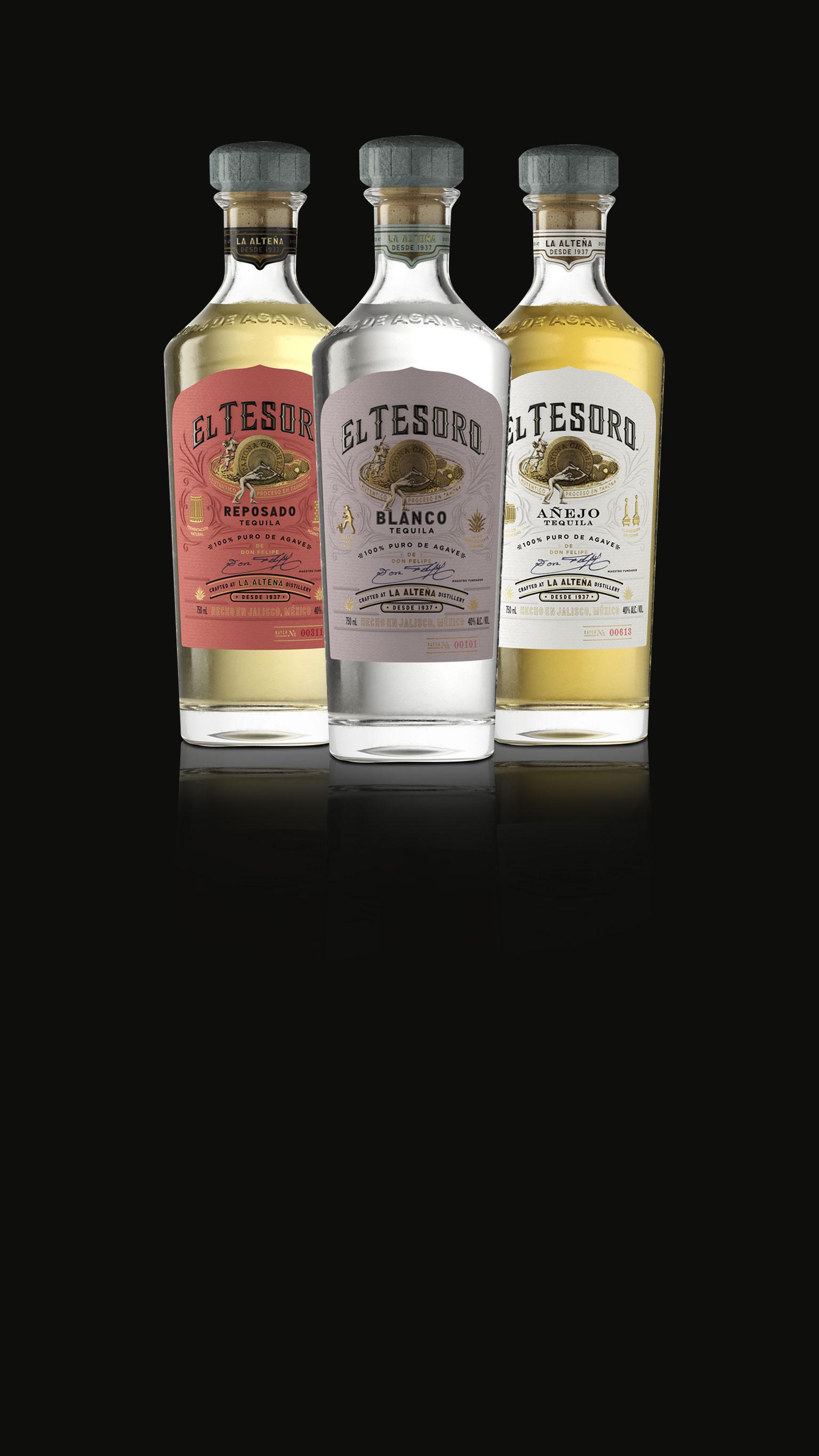 Gift A TreasureEl Tesoro Tequila ReserveBar